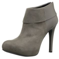 "Jessica Simpson Charcoal Audriana booties These are so cute. Charcoal grey booties with 5"" heel. Zip up the back. Never worn. I no longer have the box. Brand new condition - no flaws. Jessica Simpson Shoes Ankle Boots & Booties"