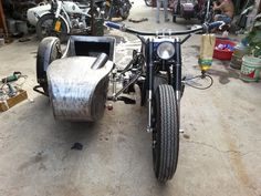another BOXER sidecar-rig from China - The Jockey Journal Board