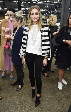 Chic and Silk: FACES: Olivia Palermo & her Fashion Week Outfits_Spring 2017