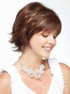 Kurze Frisuren für Thin Haar Bilder