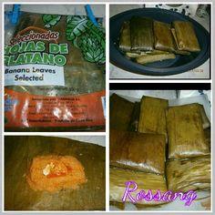 Tamales de Quínua