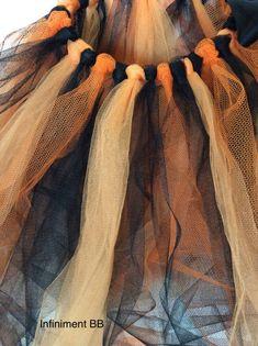 DIY Jupe sans couture pour Halloween - Le blog d'Infiniment BB Couture Pour Halloween, Diy Jupe, Dreadlocks, Hair Styles, Blog, Beauty, No Sew Skirt, Tutu Skirts, Hair Plait Styles