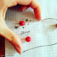 Write Your Name On My Hand Heart Picture In Beautiful Style Best