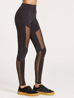 5d3c6ac414363 323 Best Clothing❤ images | Mesh leggings, Outfits, Workout leggings
