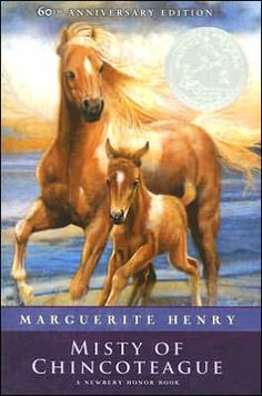 <3 everyone of the Chincoteague Pony books