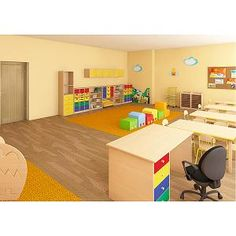 Room View room layouts, all available from www.ie 567768088 Room Layouts, Pre School, Corner Desk, Kids Rugs, Inspirational, Furniture, Home Decor, Corner Table, Decoration Home