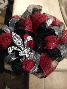 UofL/ Louisville wreath