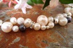 Perlencollier, Perlenkette
