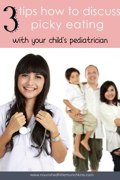 How to Discuss Picky Eating with Your Child's Pediatrician - Nourished Little Munchkins Picky Toddler Meals, Healthy Meals For Kids, Kids Meals, Baby Calm, Fitness Pal, Led Weaning, Picky Eaters, Child Development, Parenting Hacks