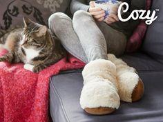 Cozy Boots lämpötohvelit