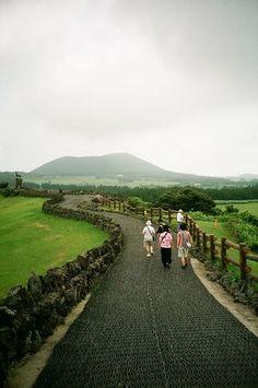Jeju Island, South Korea: