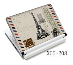 """Paris Tower Laptop PC Sticker Skin Decal For 11.6""""- 15.4"""" Sony Toshiba HP Dell Acer #Affiliate"""