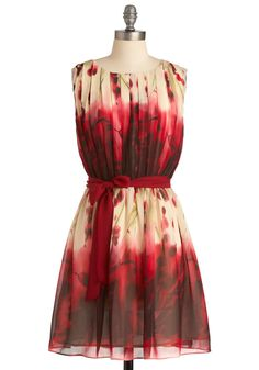 ♥ this is a zombie dress, for sure