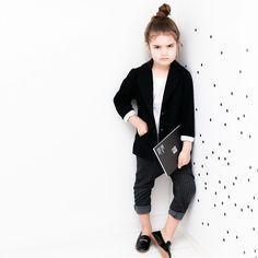 Kids Fashion Editor Style by Miss Kaira | EdgyCuts