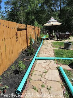 175 best garden drainage images on pinterest drainage solutions project housewife french drain i need to check this out we have horrible drainage in the back yard solutioingenieria Image collections