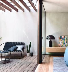 arflex - Cloud collection for outdoor design Carlo Colombo - Beach Avenue House, Melbourne project by Schulberg Demkiw Architects. #arflex #cloud #collection #carlocolombo #melbourne #schulbergdemkiw