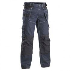 Blaklader 1960 1140 Craftsmen Work Trousers. Tough Cordura Blended with Cotton