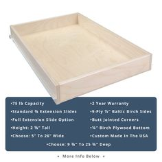 Newline sliding shelf: Shelves That Slide Sliding Shelves, Pull Out Shelves, Closet Storage Systems, Remodeling Mobile Homes, Baltic Birch, Apartment Design, Shelf, Storage Ideas, Pantry