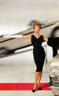 1959, model: Jessica Ford