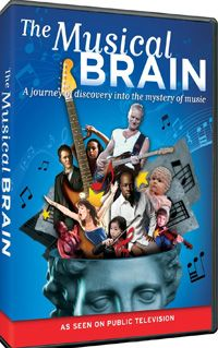 The musical brain [videorecording] : a journey of discovery into the mystery of music / a production of Matter of Fact Media, Inc. for CTV Music And The Brain, National Geographic Channel, Magnetic Resonance Imaging, Public Television, Types Of Music, Documentary Film, Music Games, Music Stuff, New Movies