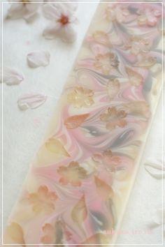 2016桜の石けん | sakura iro 色  大阪・吹田 手作り石けん教室