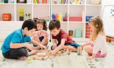 Ламинированные полы с рисунком для детской комнаты