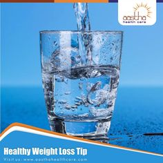 Drinking 2 cups of Cold Water on a empty stomach can boost metabolism by 30%.   Visit us: www.aasthahealthcare.com  #HealthyWeightloss #Weightlosstip #Tips #ColdWater #Metabolism #Stomach #Drinking #Water