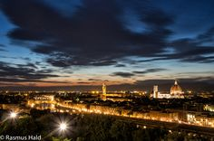 Travel With My Camera: Florence Cityscape