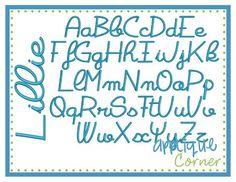 Lillie Font