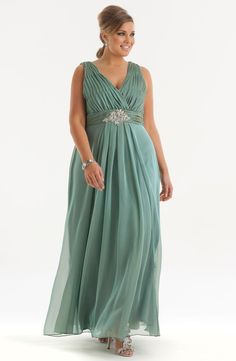 Stylish Plus Size Beaded Evening Dresses With Long Sleeves V Neck Chiffon Evening Gowns A-Line Ankle Length Black Formal Dress – Best Of Likes Share Plus Size Gowns Formal, Plus Size Evening Gown, Plus Size Cocktail Dresses, Chiffon Evening Dresses, Ball Dresses, Evening Gowns, Ball Gowns, Chiffon Dress, Plus Size Maternity Dresses
