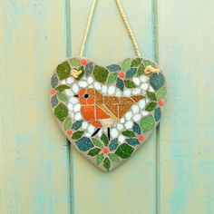 Mosaic Diy, Mosaic Garden, Mosaic Ideas, Mosaic Crafts, Mosaic Designs, Mosaic Animals, Mosaic Birds, Garden Crafts, Home Crafts