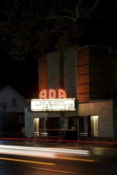 Ada Theater | Ohio Northern University