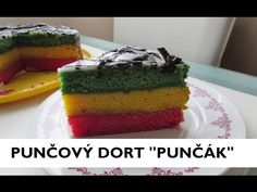 Punčový dort | RECEPT na punčák - YouTube Cheesecake, Pudding, Punk, Desserts, Food, Youtube, Tailgate Desserts, Deserts, Cheesecakes