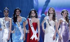miss universe top 5 1983 | miss universe 2010 top 5 after declaring the top 15 of the original 83 ...