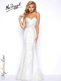 a7501efdcb61 Mac Duggal 62725M Long Evening Dress ~Lowest Price Guarantee~ Authentic Gown