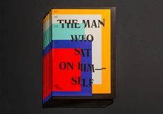 The Man who sat on HimselfFor 3 months, the 3 curators of the young curators…