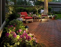 Small Backyard Landscaping Designs