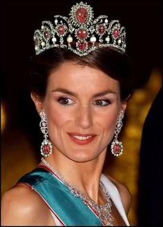 Princesse Letizia d'Espagne