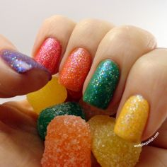 Gumdrop Nails