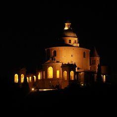 @ilovebologna Da San Luca, auguro a tutti voi una buonanotte.