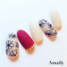 いいね!708件、コメント3件 ― Amaily.jpさん(@amaily_jp)のInstagramアカウント: 「#Amaily#アメイリー #nails#nailart #nailsticker#nailseal#nailswag #nailartclub #nailstagram #instanails…」 Bling Nails, Red Nails, Cute Nails, Pretty Nails, Hello Kitty Nails, Popular Nail Art, Stiletto Nail Art, Red Nail Designs, Japanese Nail Art