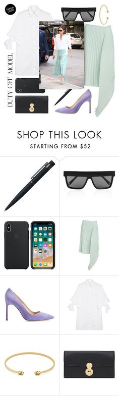 """""""lady Victoria"""" by bartivana ❤ liked on Polyvore featuring John Lewis, Victoria Beckham, Dagmar, Manolo Blahnik, Victoria, Victoria Beckham and Gucci"""