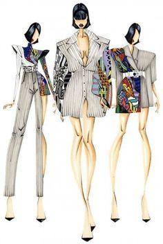 Fashion sketches 832954893565487579 - Jahre Modedesign des Monats Dezember 2018 Istituto di Moda Burgo Milano Source by Cv Fashion Designer, Fashion Design Portfolio, African Fashion Designers, Fashion Design Drawings, Fashion Sketches, Fashion Design Illustrations, Drawing Fashion, Dress Sketches, Croquis Fashion
