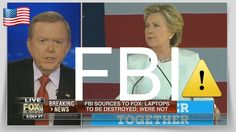 Lou Dobbs Tonight 11/02/16  FBI new emails ,wanted more information befo...