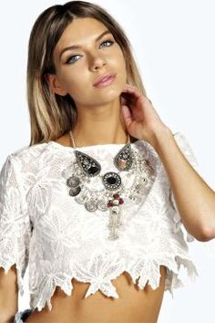 Ella Mirror Coin and Bead Statement Necklace. Get sizzling discounts up to 60% Off at Boohoo using Coupon & Promo Codes.