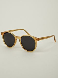 Illesteva Lily Blond Sunglasses