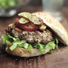 Chiliburger #SnelKlaar #WeightWatchers #WWrecept