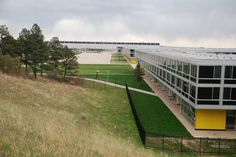US Air Force Academy in Colorado