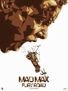 Vamos Falar Sobre... : Artes e posteres de Mad Max: Estrada da Fúria