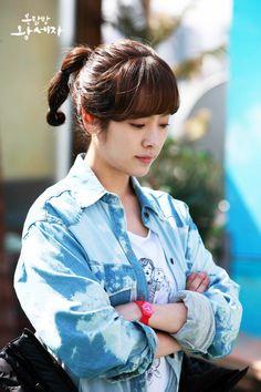 Han Ji-Min 2012 in Rooftop Prince (Park Ha/ Boo-Young)